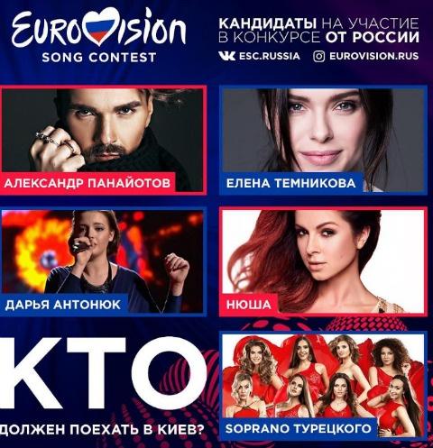 В соцсетях активно выбирают претендента на поездку в Киев