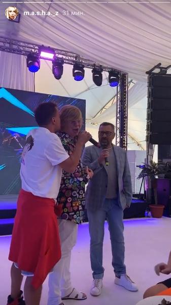 Бывшая жена Андрея Григорьева-Апполонова повеселилась на его дне рождения