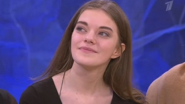 Дочь Шалевича Анна