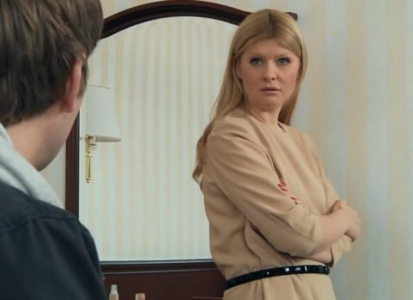 Юлия Колмогорова стала звездой после участия в популярном сериале канала ТНТ