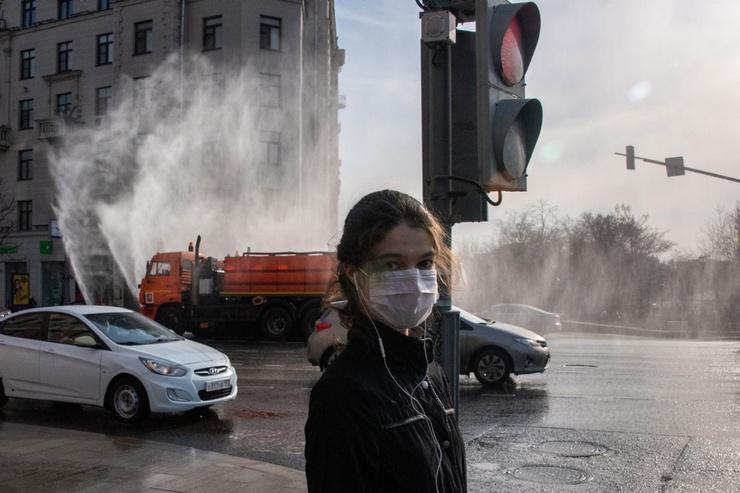 В Москве объявили карантин