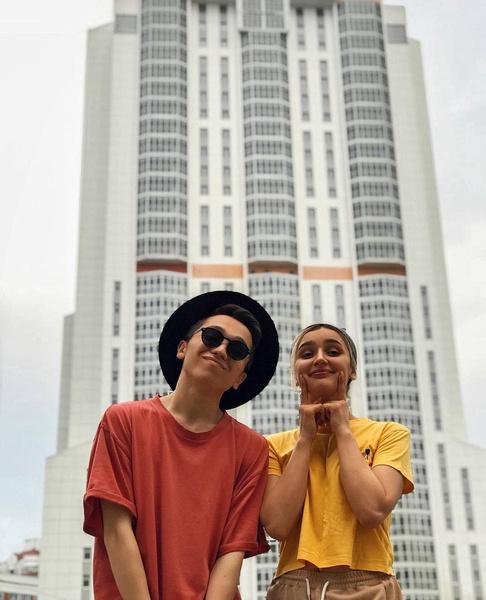Звезда TikTok Рахим Абрамов: «С Диной Саевой у нас уже давным-давно просто крепкая дружба»