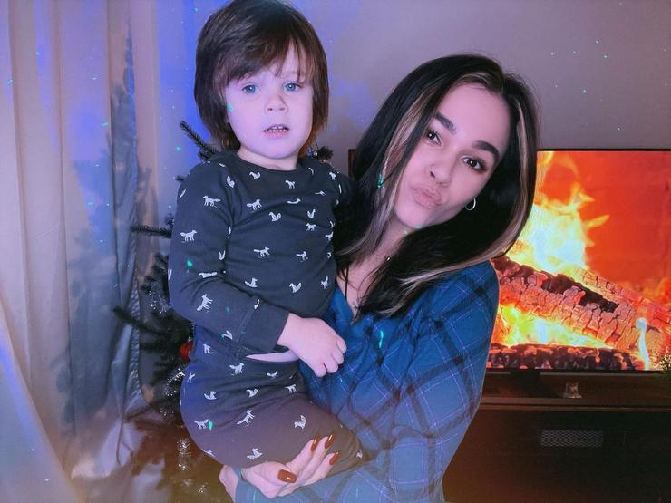 Ирина позволяет Илье свободно общаться с сыном