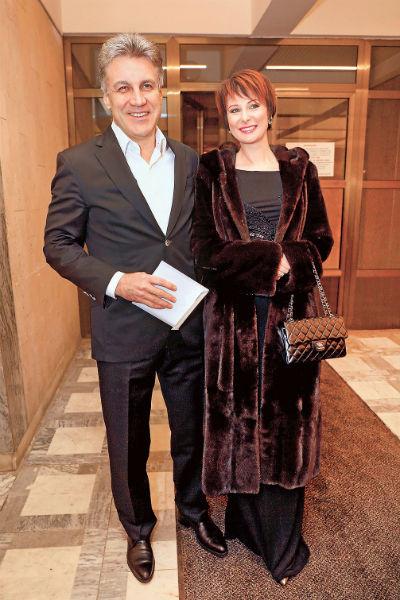 Алексей и Ольга поженились в 2014 году