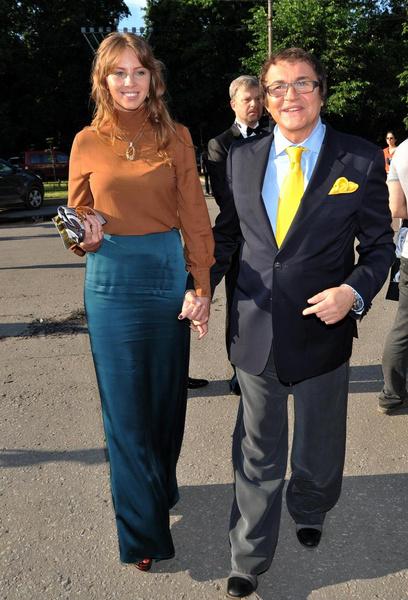 Полина и Дмитрий Дибровые