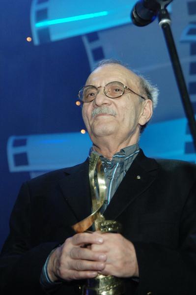 В последние годы жизни Георгий Данелия получил несколько наград за вклад в киноискусство
