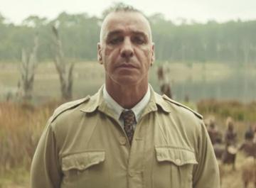 Rammstein спели на русском языке в новом клипе