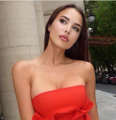 Невеста Тимати Анастасия Решетова