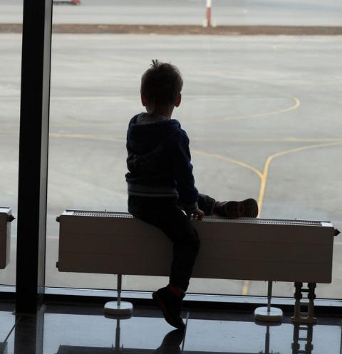 Вопиющий случай произошел в столичном аэропорту