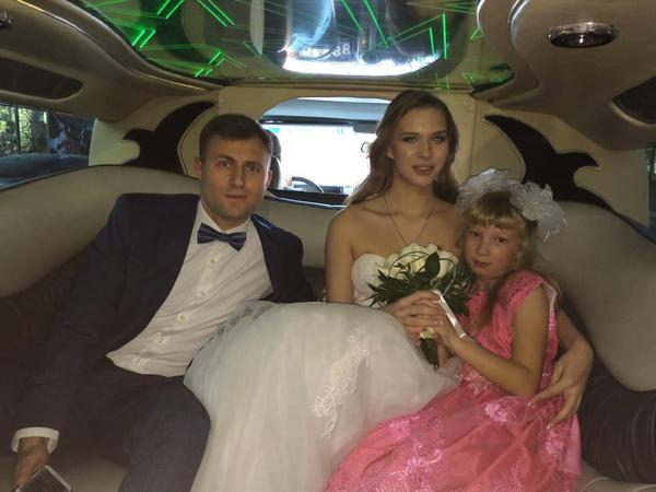 Пара расписалась в одном из загсов Екатеринбурга