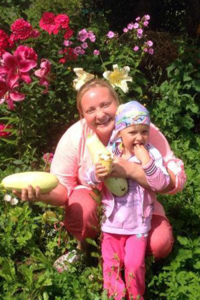 Светлана Пермякова гордится своей дочерью