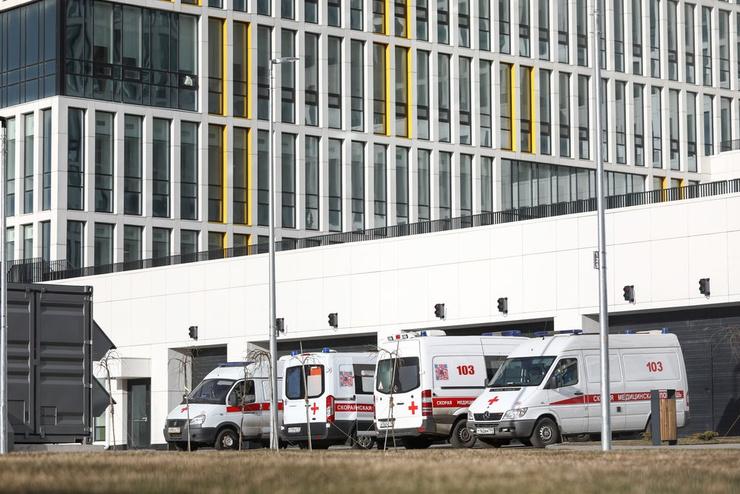 Больница в Коммунарке