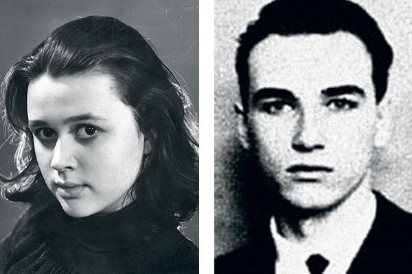 Настя и Сережа встречались и после окончания школы