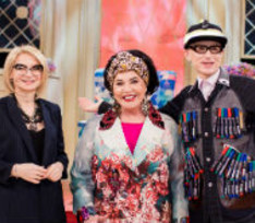 Андрей Бартенев сменил Александра Васильева в «Модном приговоре»