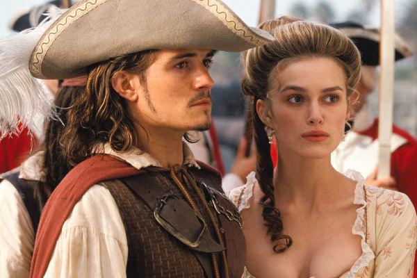 Актрисе приписывали роман с экранным партнером Орландо Блумом
