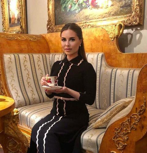 Юлия Михалкова уже запланировала летний отпуск