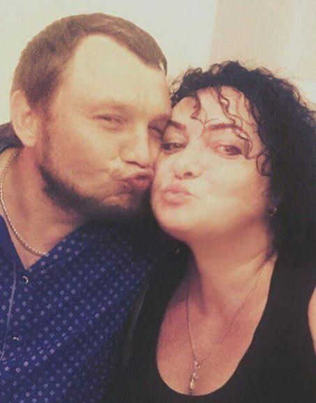 Дмитрий Шлапак и Елена Пригожина