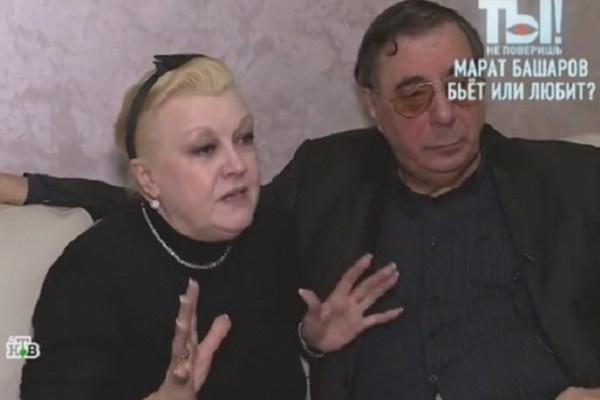 Наталья Дрожжина все еще не верит, что Марат Башаров мог обидеть супругу