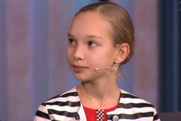 Старшей дочери Данко сейчас 13 лет