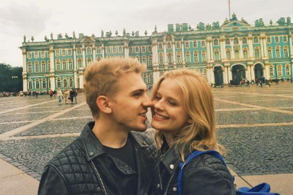 Саша Бортич и Илья Маланин