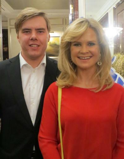 Елена Шкулева и Артем Резаков