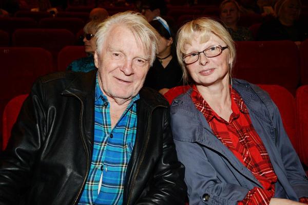 Юрий Назаров с дочкой Таней