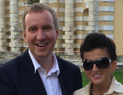 Муж Дианы Гурцкой устроил ей сказку на Бали