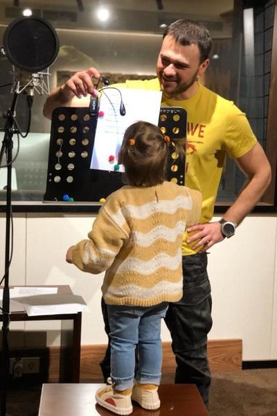 Агаларов воспитывает четверых детей