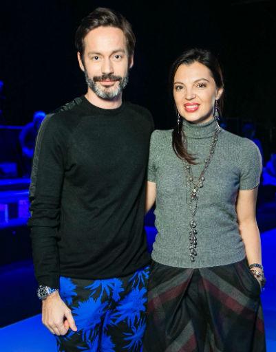 Евгений Седой и Алиса Толкачева