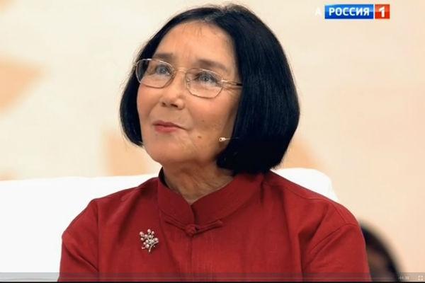 Актриса благодарна режиссеру за сына Егора