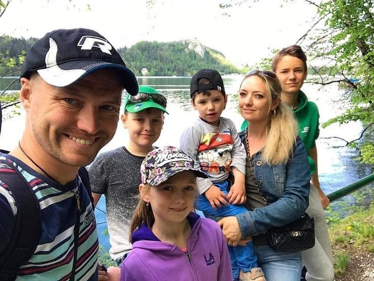 Еще недавно Светлана и Роман были счастливой семьей