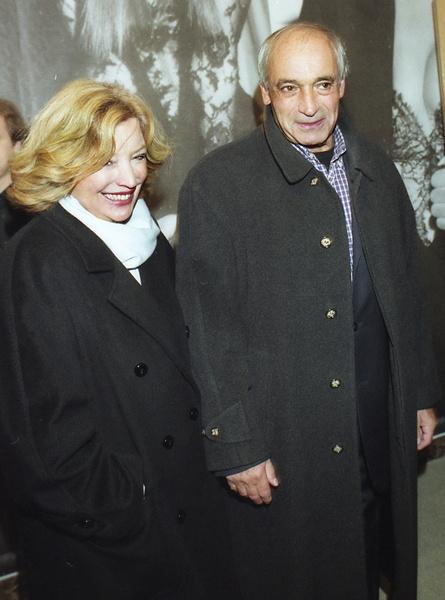 Валентин Гафт и Ольга Остроумова