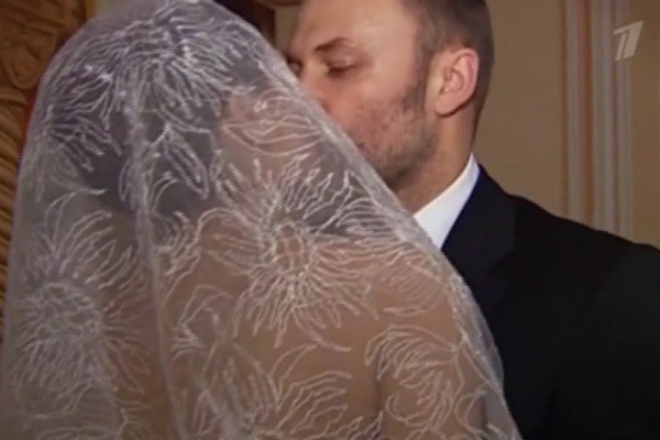 Актеры венчались в церкви
