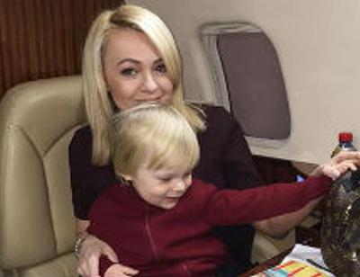 Трехлетний сын Яны Рудковской освоил чтение