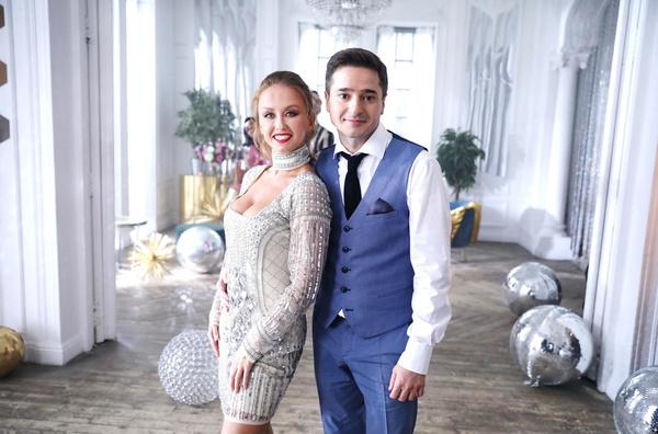 Напарницей актера в «Танцы со звездами» является заслуженный хореограф Инна Свечникова