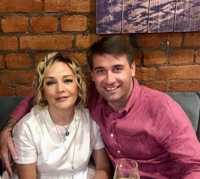 Татьяна Буланова и Артем Анчуков