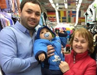 Мать Александра Гобозова выписали из больницы
