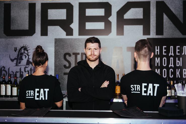 Улица strEAT — официальный food-партнер «Недели Моды»