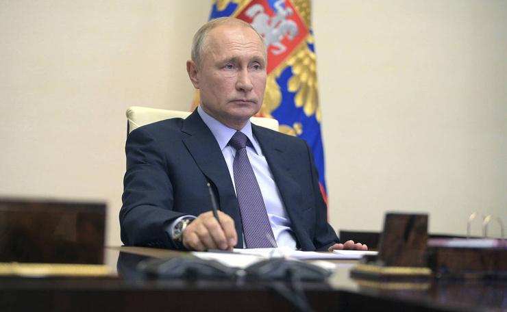 Артистке приятно, что Владимир Путин поклонник ее творчества