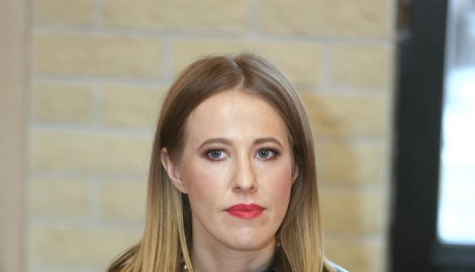Ксения Собчак встретилась с бывшей женой Константина Богомолова