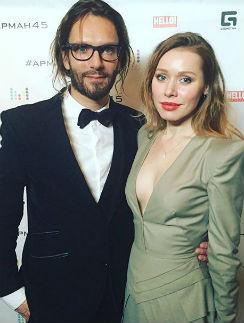 Томас Невергрин и Валерия Жидкова