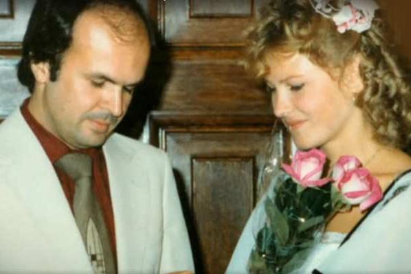 Первый брак звезды просуществовал около 10 лет