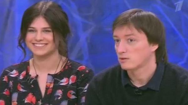 Яна Мандрик и Алексей Гулькин