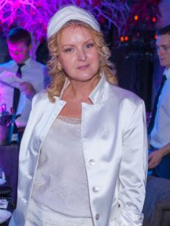 Светлана Иванова в конце 2014 года