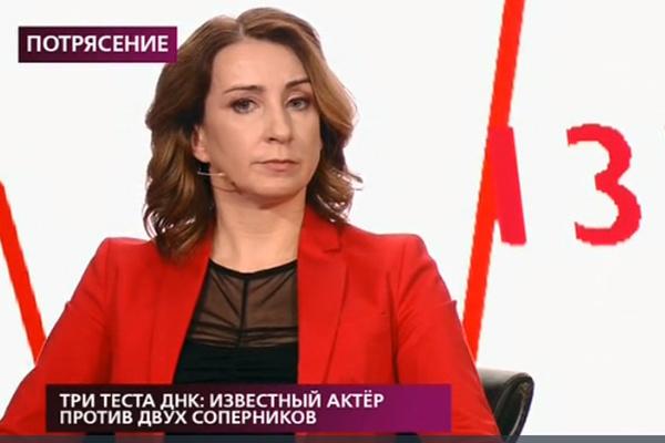Ольга утверждает, что у нее была связь с актером