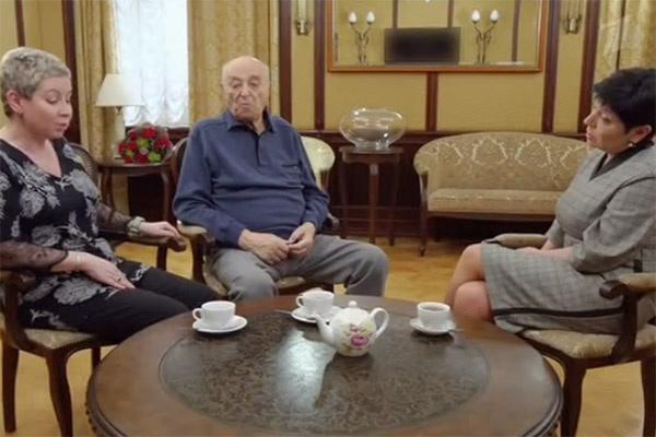 Владимир Этуш и его супруга Елена никаких особых пожеланий ведущей программы «Идеальный ремонт» Наташе Барбье не высказали