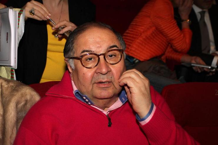 Утяшева призналась, что Алишер Усманов часто приходил к ним на тренировки