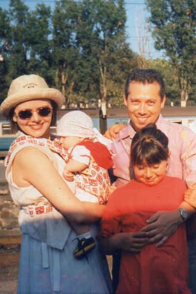 Актер создал крепкую семью
