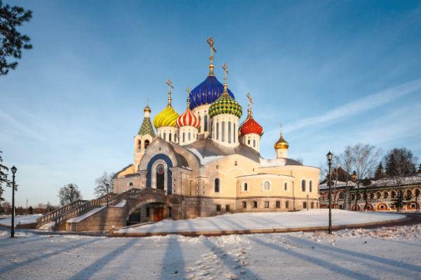 Храм Святого Игоря Черниговского