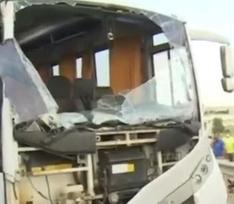 В турецкой Анталье перевернулся автобус с российскими туристами. Погибли четыре человека